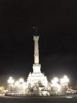 Bordeaux Place des Quinconces