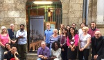 Small Bordeaux church group